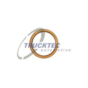Ölablaßschraube Dichtung Ø: 15,5mm, Dicke/Stärke: 1,5mm, Innendurchmesser: 12mm mit OEM-Nummer VYX000040