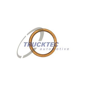 Seal, oil drain plug Ø: 15,5mm, Thickness: 1,5mm, Inner Diameter: 12mm with OEM Number 07 11 9 963 151