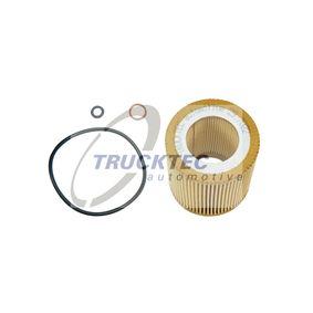 BMW F31 335i Ölfilter TRUCKTEC AUTOMOTIVE 08.18.017 (335i xDrive Benzin 2013 N55 B30 A)