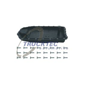 Oil Pan, automatic transmission with OEM Number 24117571217
