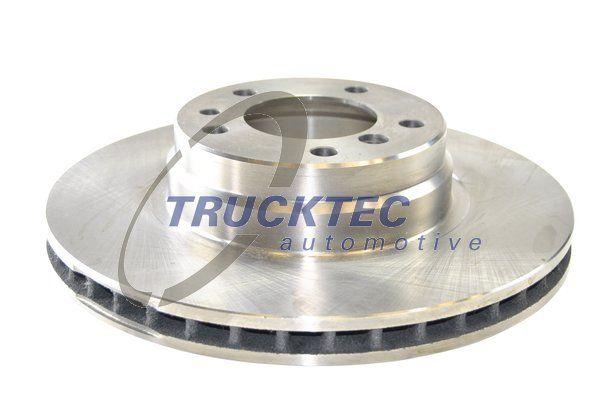 TRUCKTEC AUTOMOTIVE  08.34.041 Bremsscheibe Bremsscheibendicke: 28mm, Lochanzahl: 5, Ø: 316mm