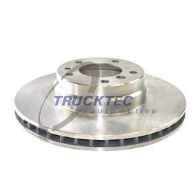 Bremsscheibe Bremsscheibendicke: 28mm, Lochanzahl: 5, Ø: 316mm mit OEM-Nummer 34116757753