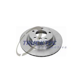 Brake Disc 08.34.140 3 Saloon (E90) 318i 2.0 MY 2010