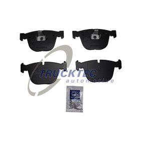 Tapón de dilatación BMW X5 (E70) 3.0 d de Año 02.2007 235 CV: Juego de pastillas de freno (08.34.156) para de TRUCKTEC AUTOMOTIVE