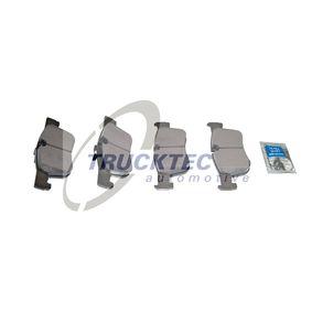 Brake Pad Set, disc brake 08.34.179 3 Saloon (F30, F80) 320d 2.0 MY 2012