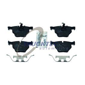 Brake Pad Set, disc brake 08.35.041 3 Saloon (E90) 330d 3.0 MY 2009