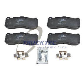 Brake Pad Set, disc brake 08.35.042 3 Saloon (E90) 330d 3.0 MY 2011