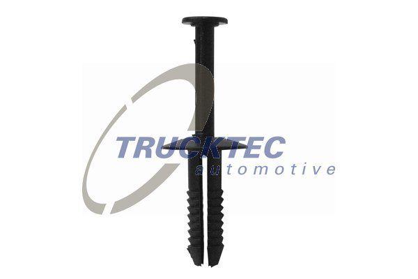 TRUCKTEC AUTOMOTIVE  08.62.355 Clip, Zier- / Schutzleiste