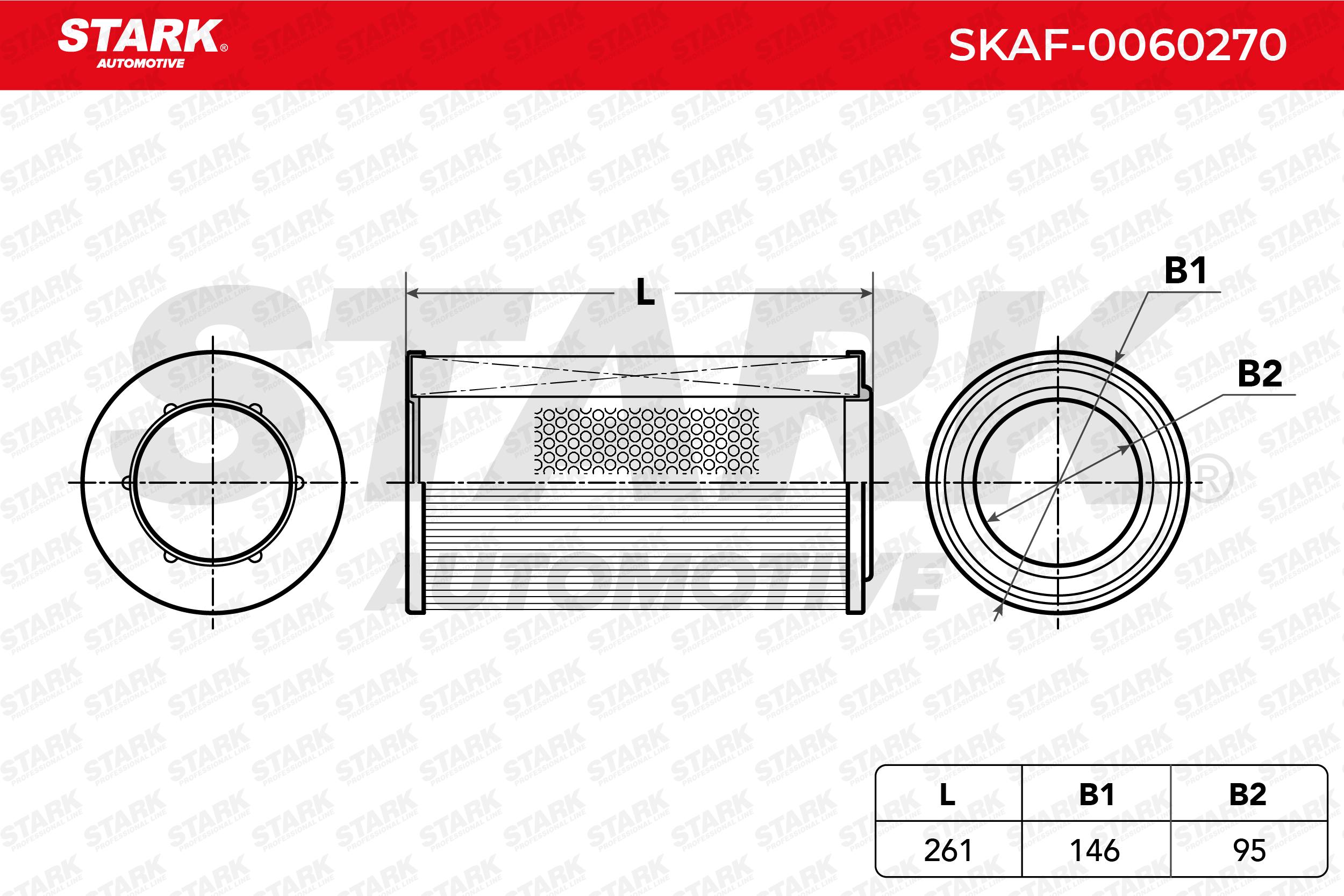 Filter STARK SKAF-0060270 Bewertung