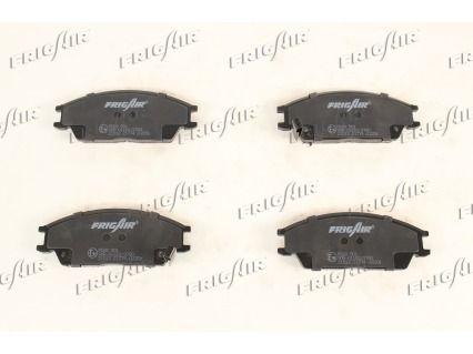Bremsbeläge PD28.501 FRIGAIR PD28.501 in Original Qualität