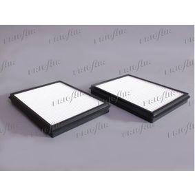 Filter, Innenraumluft mit OEM-Nummer 6411 8391 198
