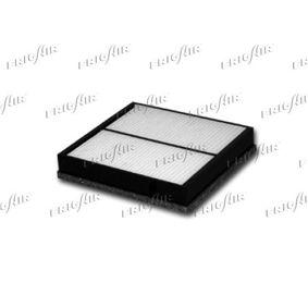 Filter, Innenraumluft mit OEM-Nummer 668 099 03
