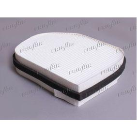 Filter, Innenraumluft mit OEM-Nummer B668 099 01