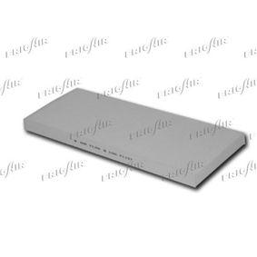 FRIGAIR Filter, Innenraumluft 1310.4137 für AUDI 80 (8C, B4) 2.8 quattro ab Baujahr 09.1991, 174 PS