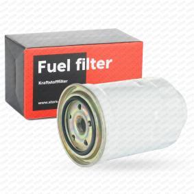 Fuel filter Height: 140mm with OEM Number 23390YZZAB