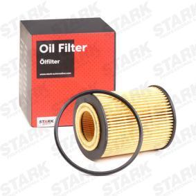 Ölfilter Ø: 63mm, Innendurchmesser: 30mm, Höhe: 88mm mit OEM-Nummer 90 530 260