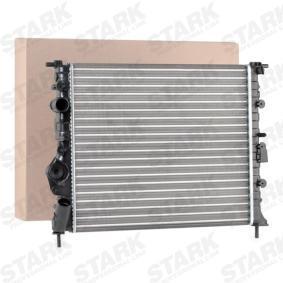 Kühler, Motorkühlung SKRD-0120202 CLIO 2 (BB0/1/2, CB0/1/2) 1.5 dCi Bj 2020