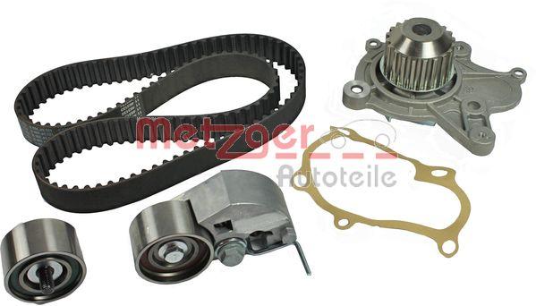 METZGER  WM-Z 9661WP Water pump and timing belt kit
