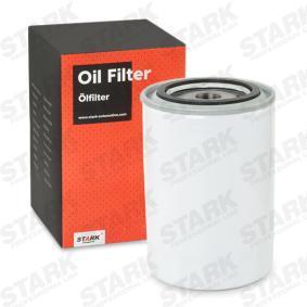 Filtro de aceite Diám. int. 2: 62,0mm, Altura: 141,0mm con OEM número 15208 43G00