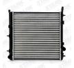 STARK SKRD0120310 Radiador refrigeración del motor CITROËN C3 ac 2018