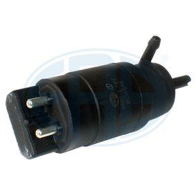 Waschwasserpumpe, Scheibenreinigung Spannung: 12V, Anschlussanzahl: 2 mit OEM-Nummer 129 869 0021