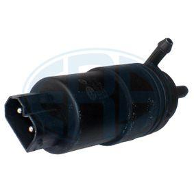Waschwasserpumpe, Scheibenreinigung Spannung: 12V, Anschlussanzahl: 2 mit OEM-Nummer 6166 1380 068