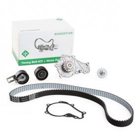 Water pump and timing belt kit with OEM Number AV6Q-8B596-AB