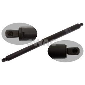 Heckklappendämpfer / Gasfeder Gehäuselänge: 333mm, Länge: 522,5mm, Hub: 148mm mit OEM-Nummer 51 24 7 177 283