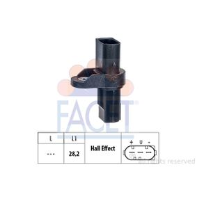 Sensor, Nockenwellenposition mit OEM-Nummer 12.14.1.435.351