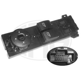 Switch, window regulator 662395 Focus 2 (DA_, HCP, DP) 1.6 TDCi MY 2012
