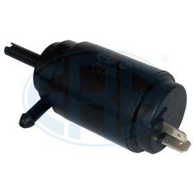 Waschwasserpumpe, Scheibenreinigung Spannung: 12V, Anschlussanzahl: 2 mit OEM-Nummer 431955651