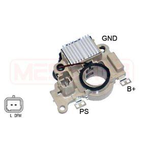 Generatorregler 216002 CLIO 2 (BB0/1/2, CB0/1/2) 1.5 dCi Bj 2012