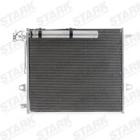 STARK  SKCD-0110180 Kondensator, Klimaanlage