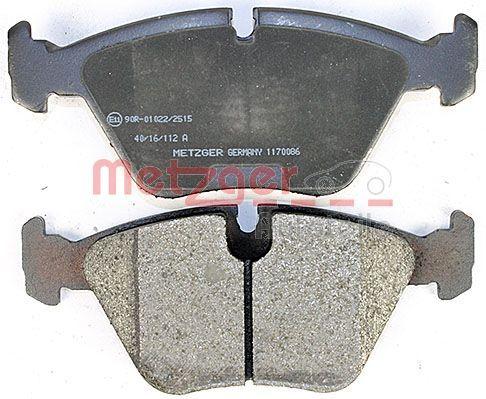 Bremsklötze METZGER 1170086 4250032667764