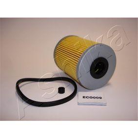 Filtro combustible 30-ECO009 Astra H GTC (A04) 1.7 CDTI (L08) ac 2010
