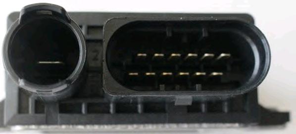 Control Unit, glow plug system BERU GSE105 4044197907267