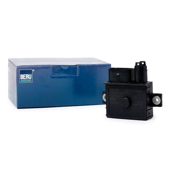 Control Unit, glow plug system BERU GSE108 expert knowledge