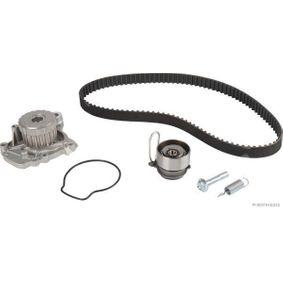 Honda Civic eu7 1.4iS (EP1) Wasserpumpe + Zahnriemensatz HERTH+BUSS JAKOPARTS J1104019 (1.4 iS Benzin 2004 D14Z5)