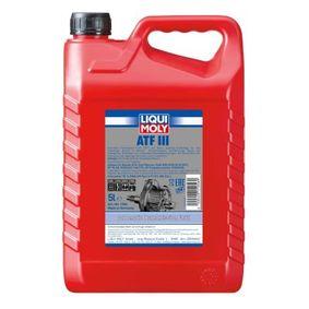 Ford Mondeo bwy 2.2TDCi Hydrauliköl LIQUI MOLY ATF III 1056 (2.2 TDCi Diesel 2005 QJBB)