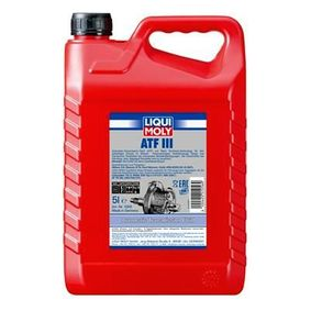 LIQUI MOLY ATF III 1056 Getriebeöl Allison C4, Dexron III G, Ford Mercon, Voith H55.6335.XX