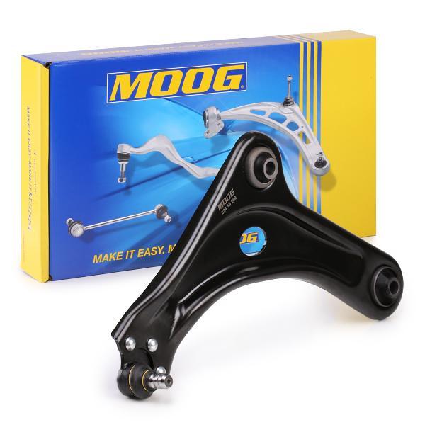 Носач, окачване на колелата MOOG PE-WP-13659 експертни познания