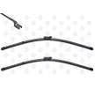 Windshield wipers MERCEDES-BENZ C-Class Saloon (W204) 2007 year 7996928 SWF Front, Length: 600mm, 24/24Inch, Beam