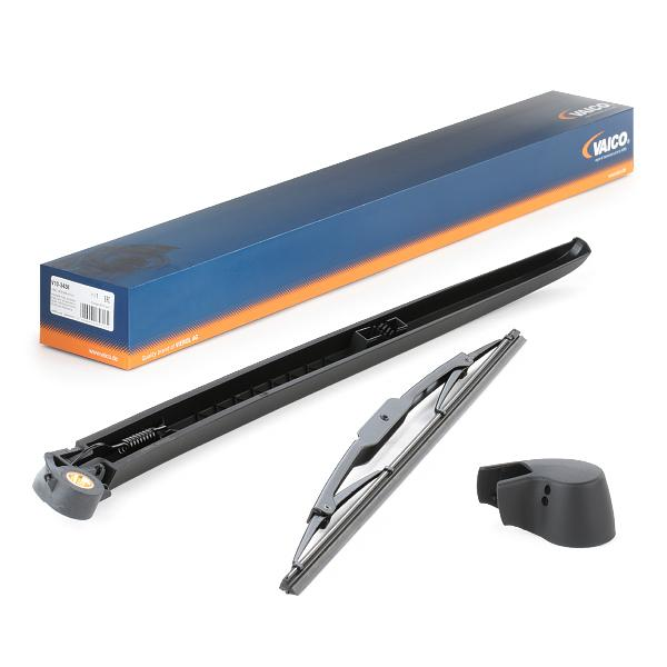 Wiper Arm Set, window cleaning VAICO V10-3438 expert knowledge