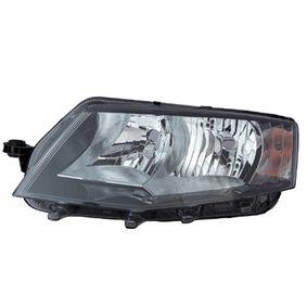 Hauptscheinwerfer für Fahrzeuge mit Leuchtweiteregelung (elektrisch), für Rechtsverkehr mit OEM-Nummer 5E1941015