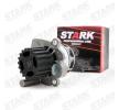 STARK Wasserpumpe SKWP-0520017 für AUDI A3 (8P1) 1.9 TDI ab Baujahr 05.2003, 105 PS