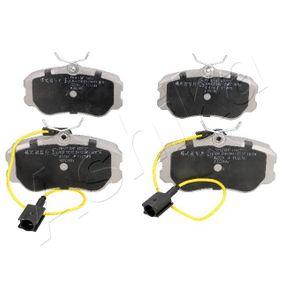 Bremsscheibe Bremsscheibendicke: 22mm, Ø: 260mm mit OEM-Nummer 4020 6AX 600