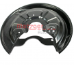 OEM Splash Panel, brake disc METZGER 7998738 for VW