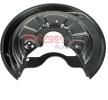 OEM Splash Panel, brake disc METZGER 7998739 for VW