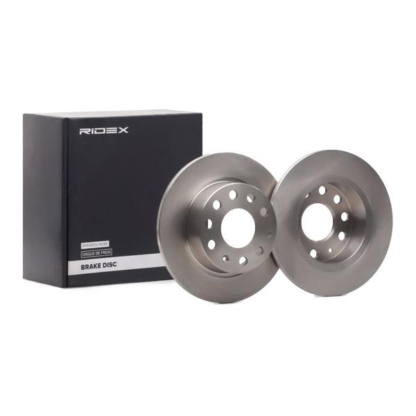Disc Brakes RIDEX 82B0018 expert knowledge