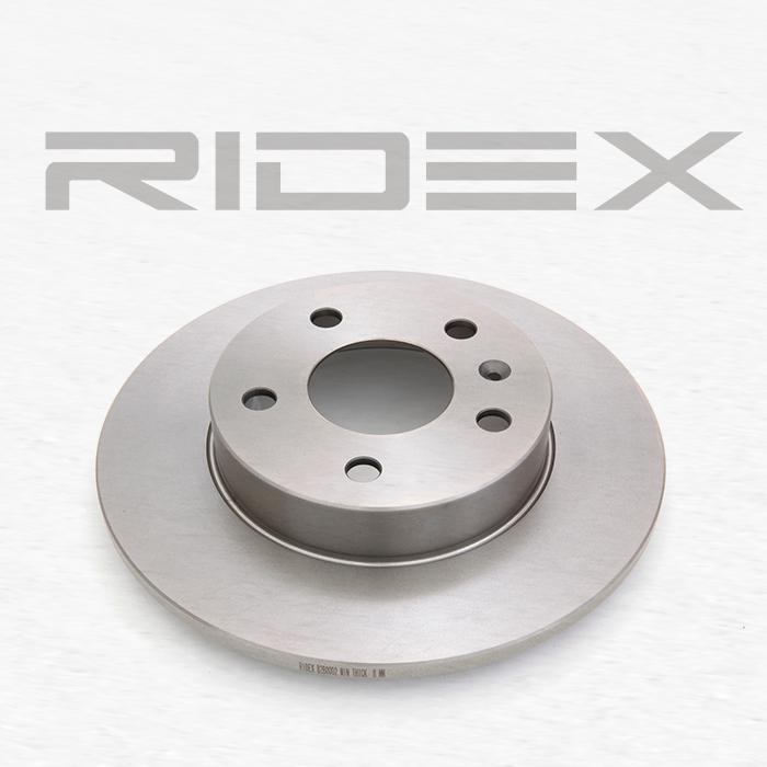 82B0002 RIDEX mit 18% Rabatt!